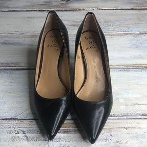 Brand New Banana Republic Black Heels